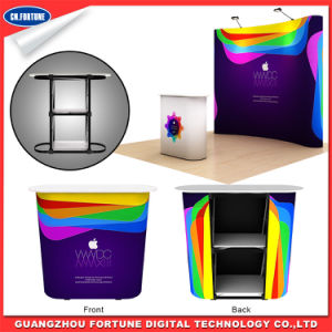 Popular Pop up Promotion Table for Exhibition Display pictures & photos