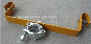 Yellow Painted Scaffolding Ladder Bracket pictures & photos
