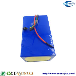 LiFePO4 Battery Pack 60V 60ah for E-Motor pictures & photos