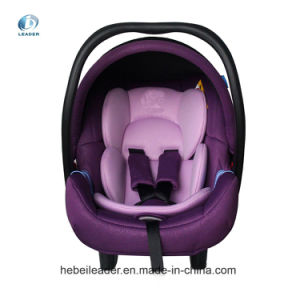 Portable Infant Car Seat with ECE Certificate Baby Carrier Cot with 5 Point Harness System pictures & photos