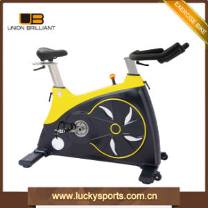 China Factory Price Indoor Exercise Bicycle Top Spin Bikes pictures & photos