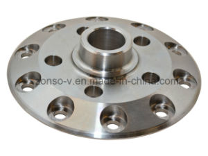 Custom Precision Aluminum Metal Stainless Steel CNC Machining Turned Parts pictures & photos