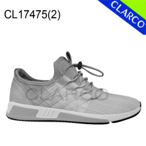 Men Casual Sports Sneaker Shoes with PU Sole pictures & photos