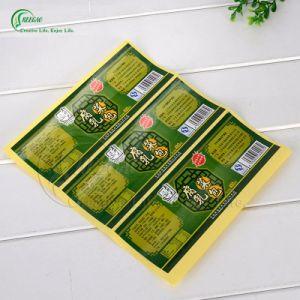Manufacturer Paper Label Stickers for Food, Tea, Garment (KG-PT010) pictures & photos