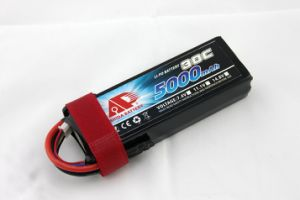 5000mAh 30c 11.1V RC Model Airplane Lipo Battery pictures & photos