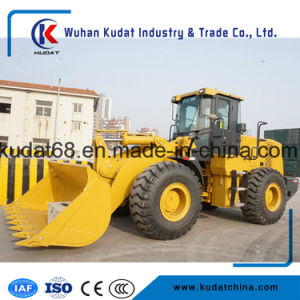 Zl50g Wheel Loader with Ce, Cat Licensed Engine (5 Ton) pictures & photos