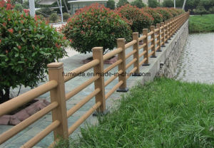 Rh High Impact WPC Outdoor Fences and Railings K-Rl-20 pictures & photos