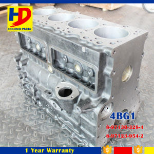 Diesel Engine Cylinder Block 4bg1 (8-97130-328-4 8-97123-954-2) pictures & photos