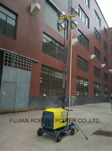 Economic 4*160W LED for Construction Mobile Light Tower Emergency pictures & photos
