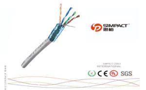 Cmx/Cm/Cmr/CMP FTP Cat5e LAN Cable pictures & photos