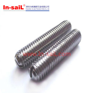 2016 Hot Sale Steel Adjusting Screw Manufacturer in Shenzhen pictures & photos