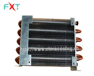 Copper Air Cooled Condenser Heat Exchanger pictures & photos