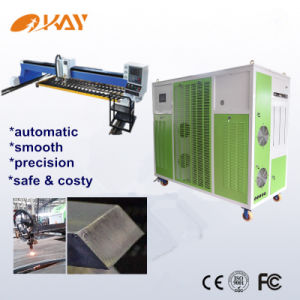Oxy Hydrogen Cutting Safe Method Metal Cutting Machine Tools pictures & photos