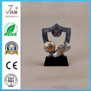 Polyresin Awards Trophy Cup Figurine, Metal Award Decoration Trophy pictures & photos