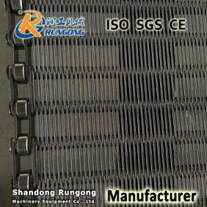 Manufacturer Eye Flex Conveyor Belts, Stainless Steel Eye Joint Link Conveyor Mesh Belt pictures & photos