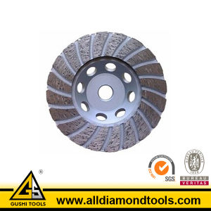 Diamond Cup Wheel for Grinding Granite pictures & photos
