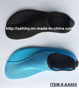Breathable Lightweight Aqua Swimming Shoes pictures & photos