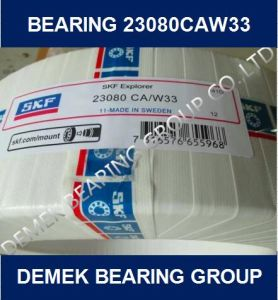 High Quality Spherical Roller Bearing 23080 Caw33 with Brass Cage pictures & photos