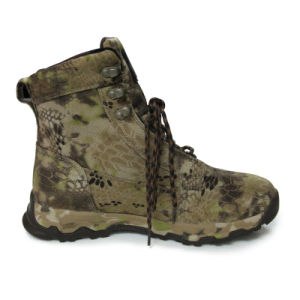 Wind-Proof Tactical Gears Desert Water-Proof Military Tactical Outdoor Camping Travel Leather Strong Rubber Sole Boot pictures & photos