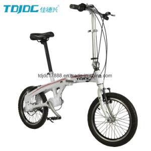 Aluminum Alloy 6061 Mini Shaft Drive Folding Bike pictures & photos