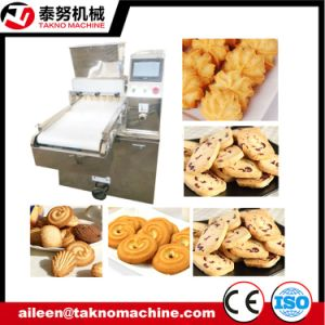 PLC Control Food Machine for Cookies pictures & photos