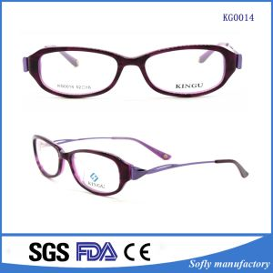 Guanzhou Fancy Custom Designer Eyeglasses Frames Factory pictures & photos