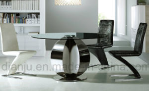 Modern PU Leather Stainless Steel Leisure Chair (B882) pictures & photos