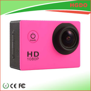 Fpv Mini Waterproof Sport Cam Full HD 1080P pictures & photos