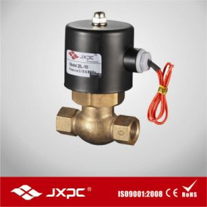 2L Series Pneumatic 2/2 Way Solenoid Valve pictures & photos