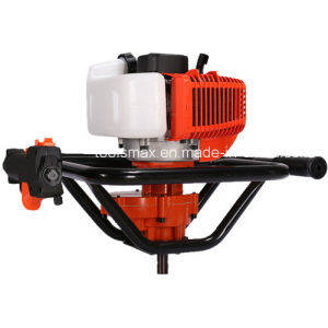 Teammax 52cc Hand Operated Quick Start Earth Auger pictures & photos