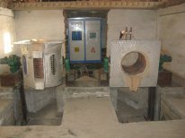 Metal Foundry Industry Induction Melting Furnace pictures & photos