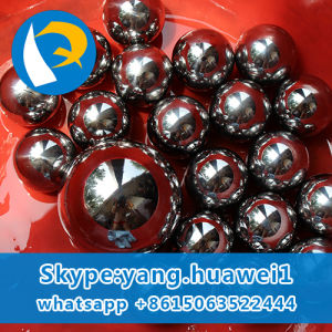 High Precision Chrone Steel Ball Gcr15 G10 13/32""