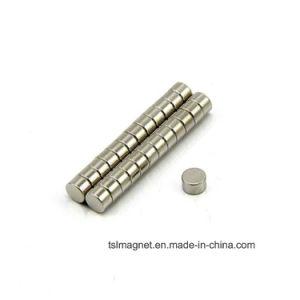 Disc Permanent Sintered Neodymium/ NdFeB Magnet pictures & photos