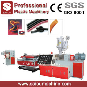 Plastic Corrugated Pipe Extrusion Line pictures & photos