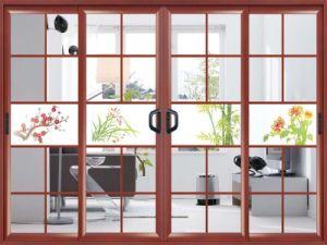 New Styleopaque Glass Sliding Door pictures & photos