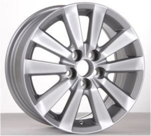 14 Inch/15 Inch Alloy Wheel with PCD 4X100/5X100 pictures & photos