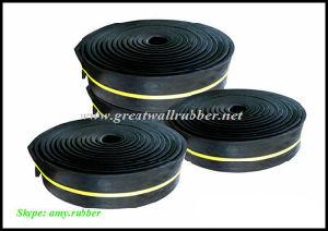 Gw1007 Impact Strength Abrasion Resistance Black Rubber Strip pictures & photos