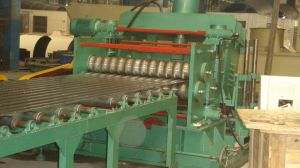 Steel Silo Grain Arch Side Panel Roll Forming Machine pictures & photos