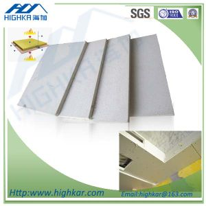 Medium Density Office Wall Partitions Light Weight Fiber Cement Board pictures & photos
