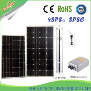95m Head & 1′′outlet Solar Pump (4ZS3.8/95) pictures & photos