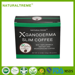 Box Packaging Bio Herbs Coffee Fast Slimming