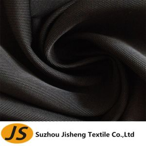 150d 1/3 Twill Waterproof Polyester Imitation Memory Fabric