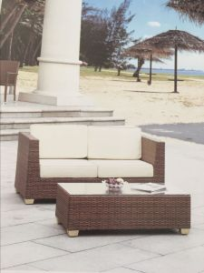 Outdoor Leisure Rattan Sofa Furniture Sofa pictures & photos