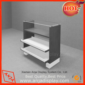 MDF Floor Standing Gondola Shelving for Shop pictures & photos