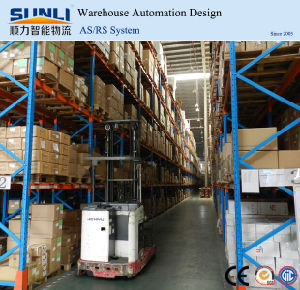 Heavy Duty Selective Pallet Storage Steel Rack Warehouse Racking pictures & photos