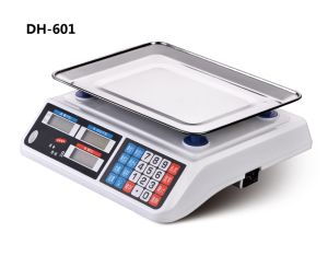 LCD Water Proof Price Computing Scale (DH-601) pictures & photos