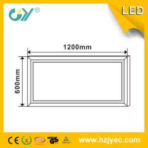 Super Slim High PF 600*1200 72W Panellight with Ce pictures & photos