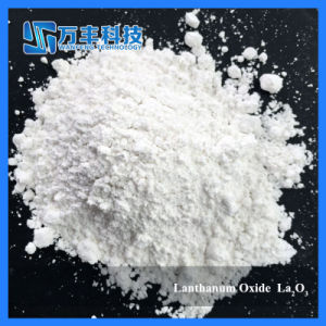 Cost of Industrial Grade Lanthanum Oxide Made in China pictures & photos
