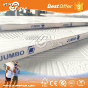 Emboss PVC Gypsum Ceiling Bord with Aluminum Foil Back pictures & photos