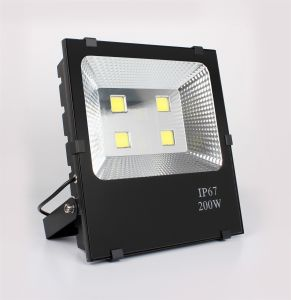 200W IP67 LED Floodlight, AC85-265V Compatible Ce RoHS pictures & photos
